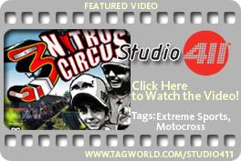 Tagworld - Featured Video - Studio 411 Nitro 2