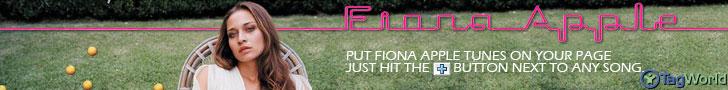 Tagworld - Fiona Apple