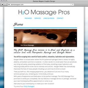 H2O Massage Pros