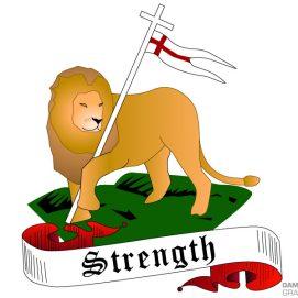 Lion Of Strength
