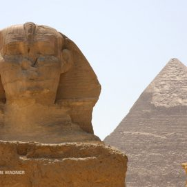 Touched Giza Kissed The Sphynx Egypt