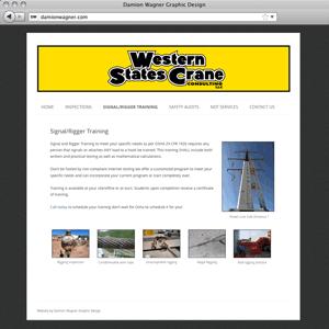 Western States Crane