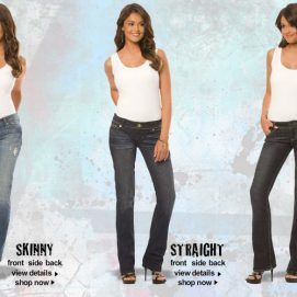 G by Guess Denim Guide
