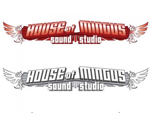 House of Mingus logo promotes eCommerce website design